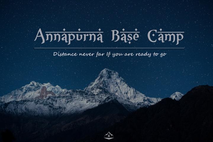 Annapurna Base Camp : จากภูกระดึง …จนถึงหิมาลัย
