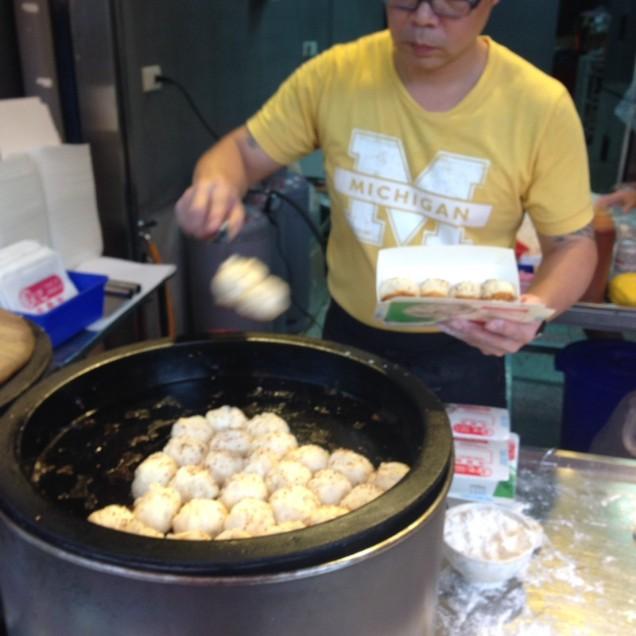 Taiwanese Bun 1