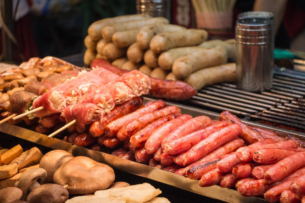 Taiwanese Sausage 2