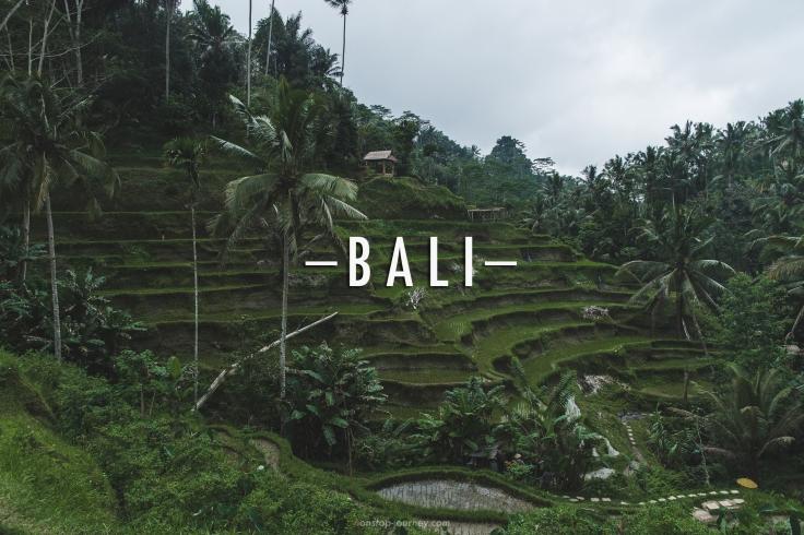 Cover Bali
