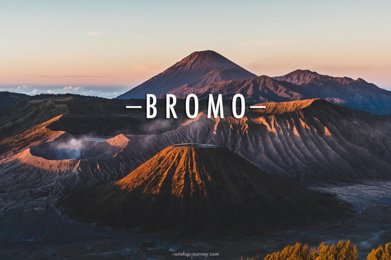 Cover Bromo