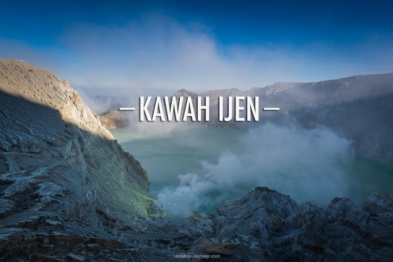 Cover Ijen