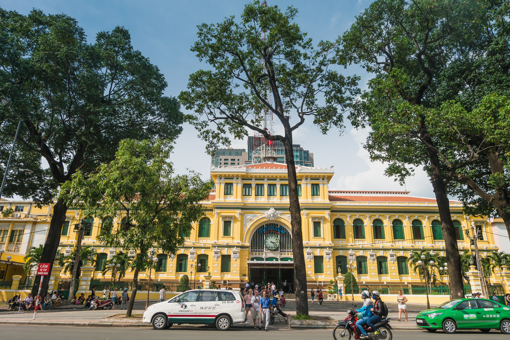 Central Post Office 1