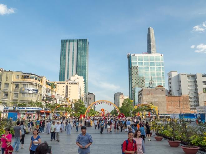 Ho Chi Minh Square 1