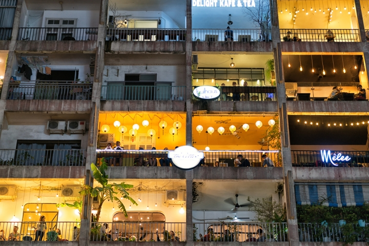 Ho Chi Minh Square_Cafe Apartment