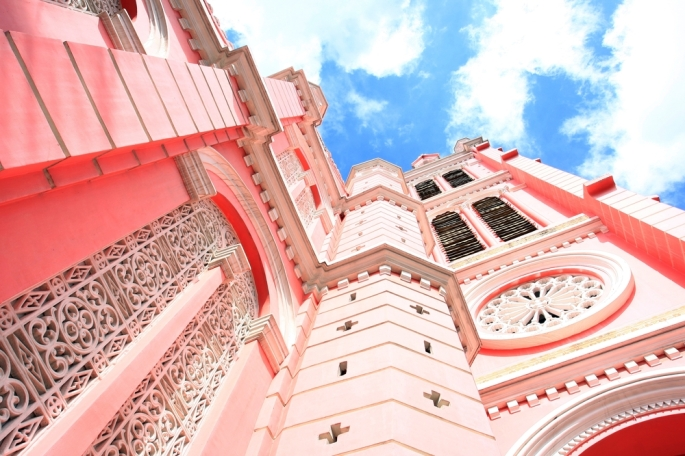 Tan Dinh Church 1