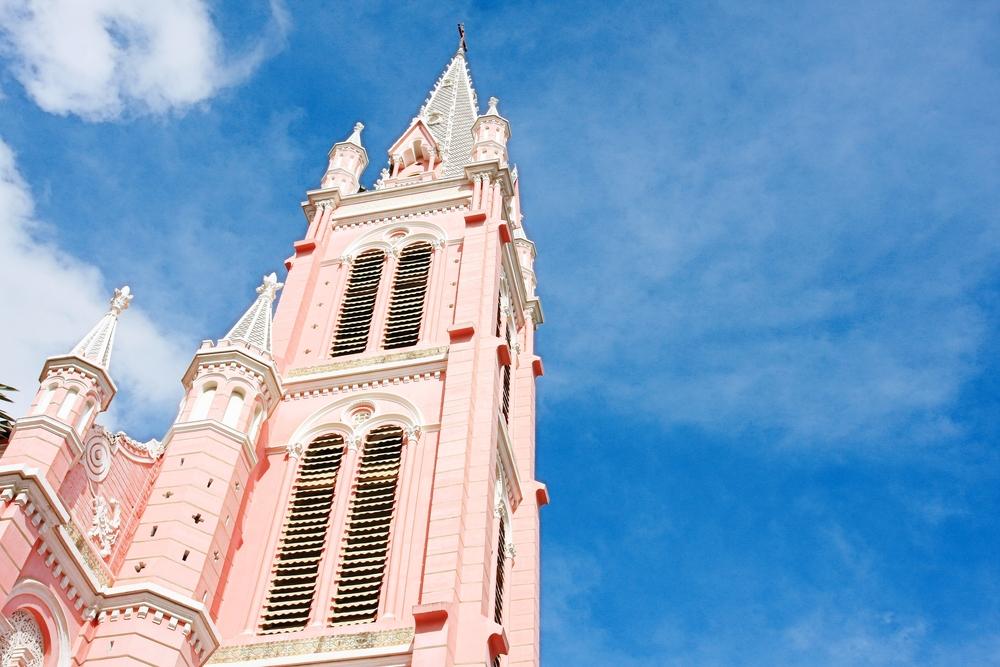 Tan Dinh Church 2