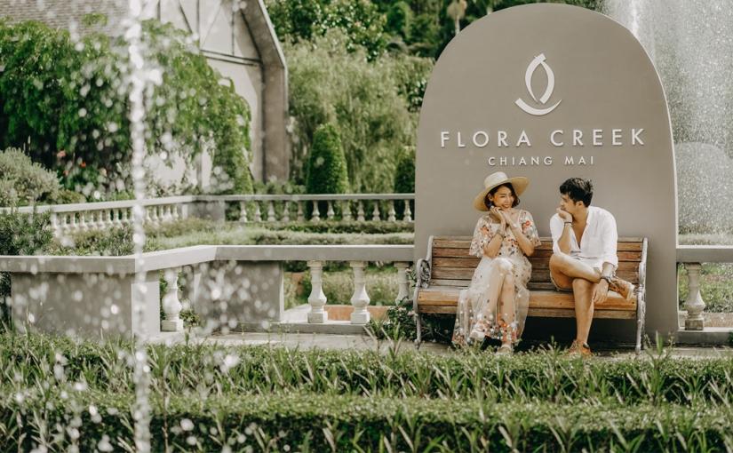 Flora Creek Chiang Mai : พักผ่อนในสวนดอกไม้สุดโรแมนติกท่ามกลางขุนเขา จ.เชียงใหม่