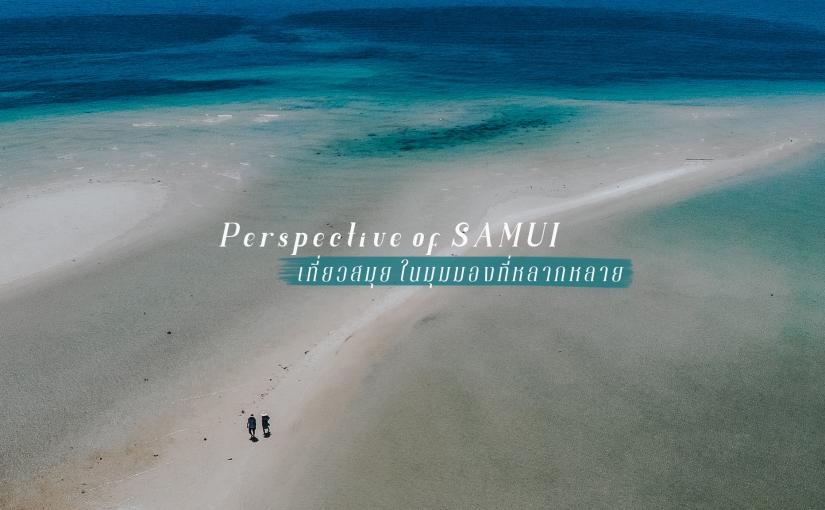 Perspective of Samui เที่ยวสมุย ในมุมมองที่หลากหลาย